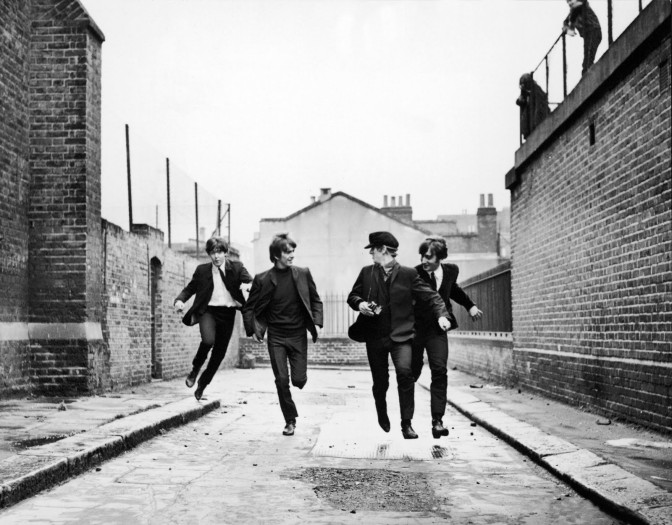 'Hard Day's Night' Re-Release